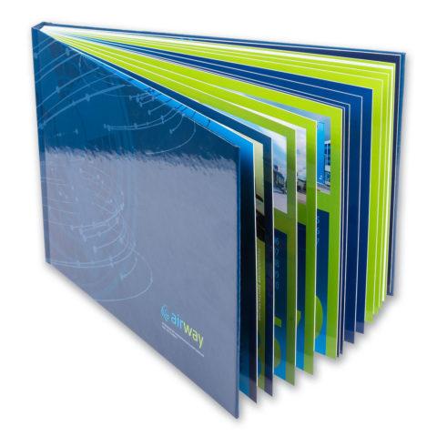 Буклет для климатических систем Airway