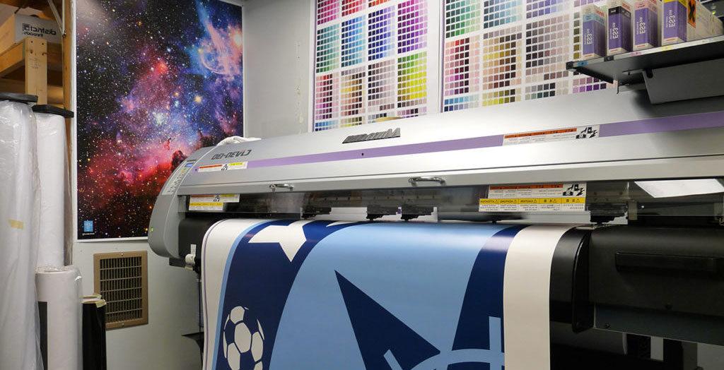 Цифровая или оперативная печать