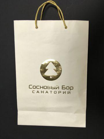 Пакет для санатория Сосновый бор
